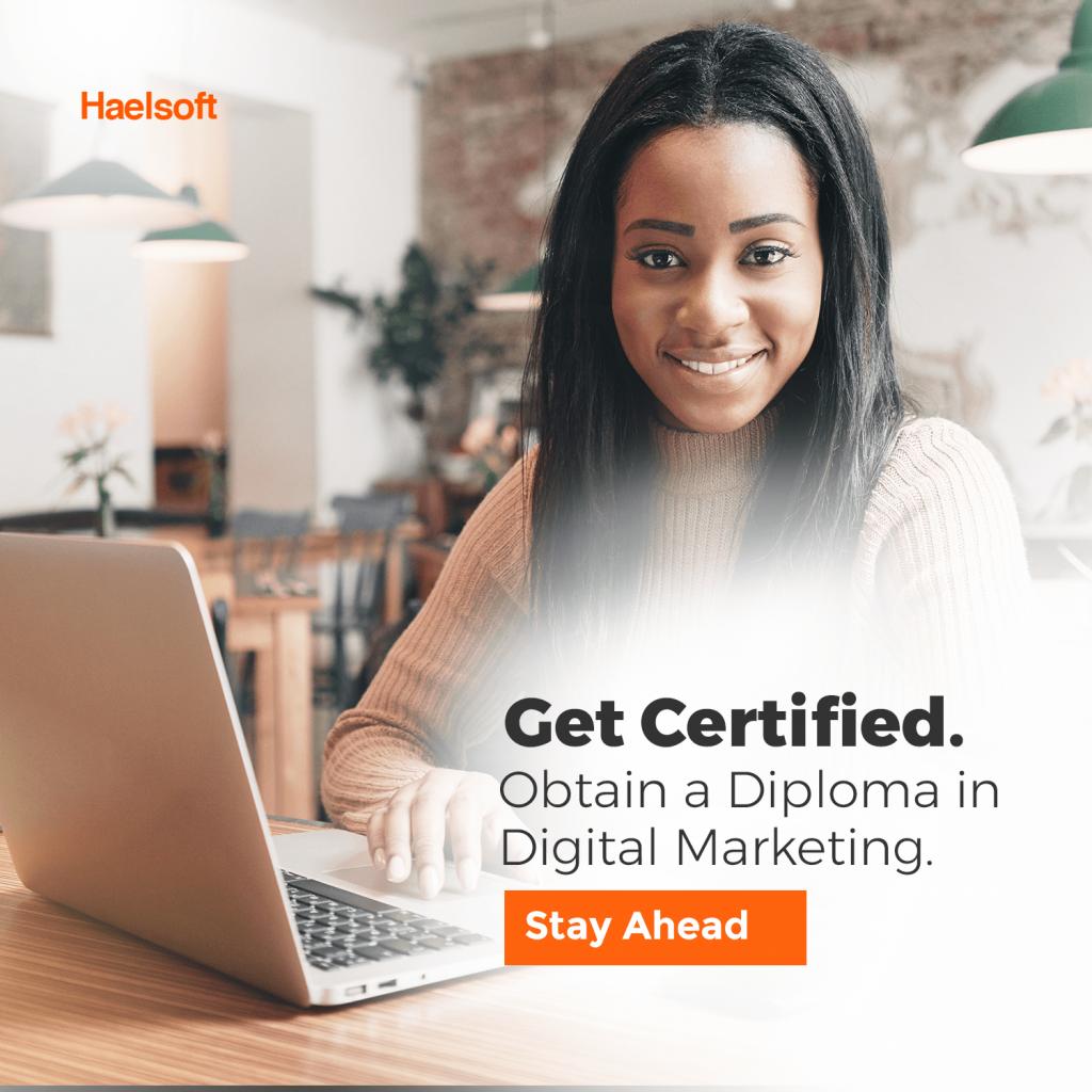 Optain a Diploma in Digital Marketing in Nigeria